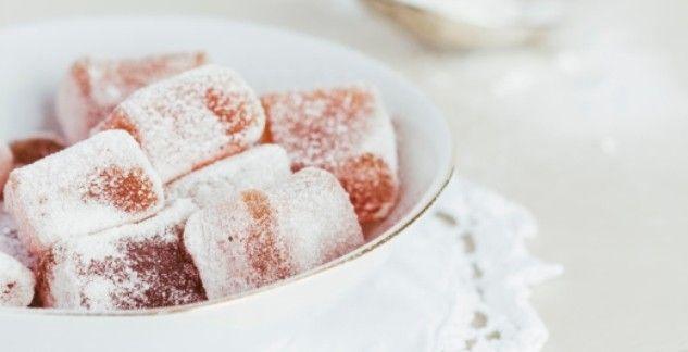 Lokum: la ricetta delle gelatine turche