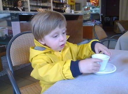 Mamme in pausa caffè? Si può!