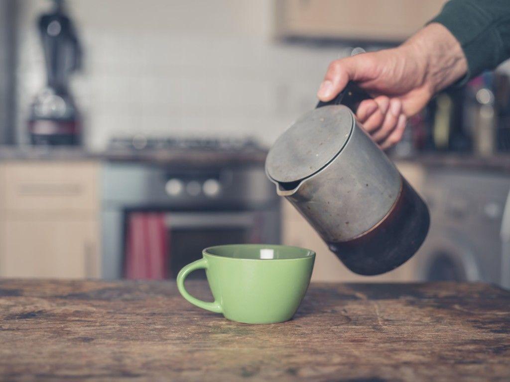 Mode d'emploi de la cafetière napolitaine