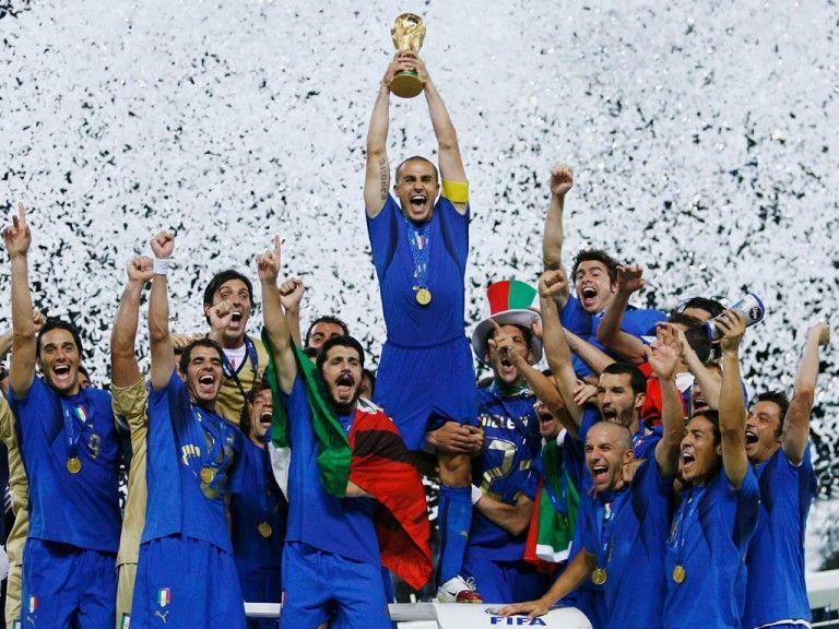 Mondiali 2006: cosa fanno i protagonisti di quell'impresa dieci anni dopo
