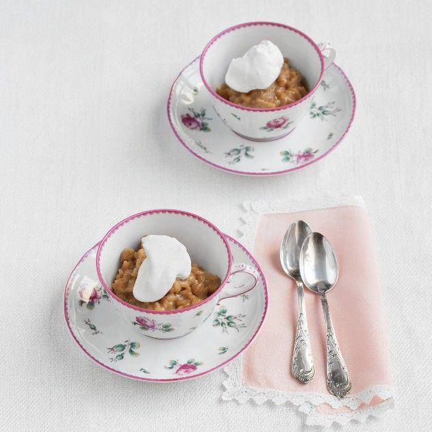 Pudding londinese, espresso italiano