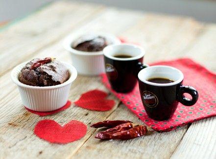 Ramequin al cioccolato e caffè