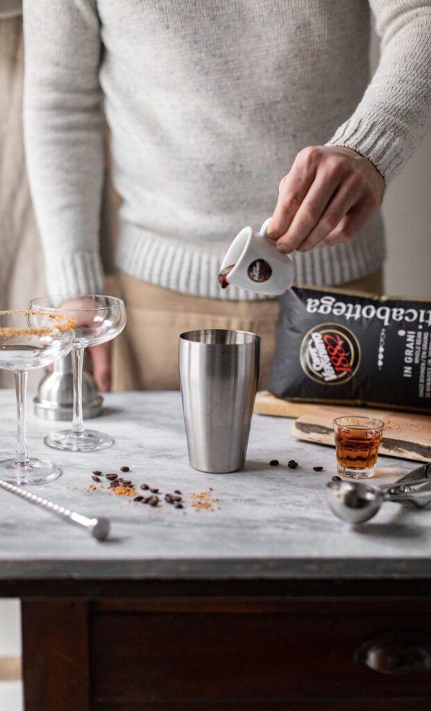 San Valentino, un drink al caffè per due