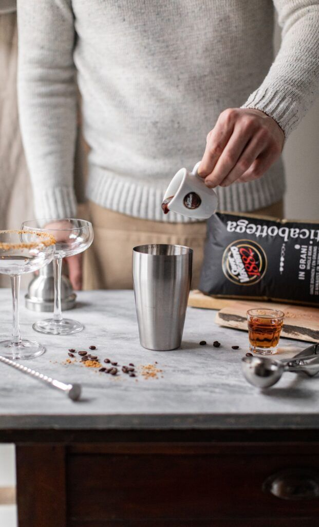 Drink al caffè per San Valentino