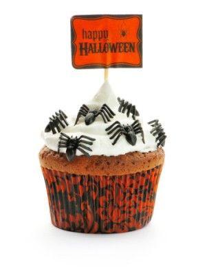 Scary Cupcakes al caffè nero