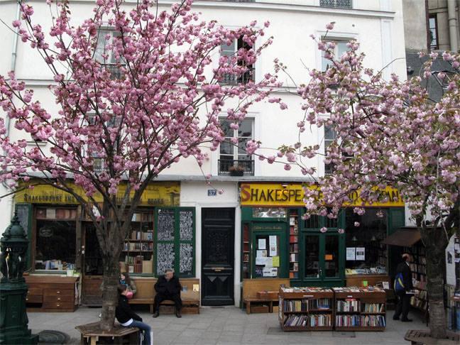 Shakespeare and Company a Parigi: tra libri, caffè e ospitalità