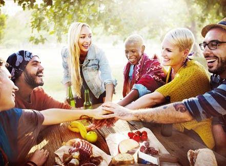 Social Eating: la cena è al buio