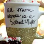 Tazze natalizie per il caffè degli auguri