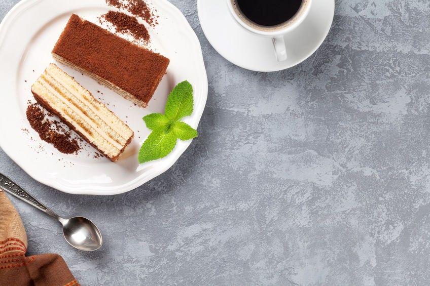 Torta fredda al caffè: una ricetta facile e deliziosa!