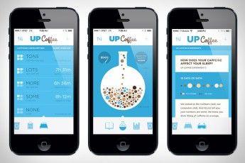 Up-Coffee: la APP che misura il tuo tasso di caffeina