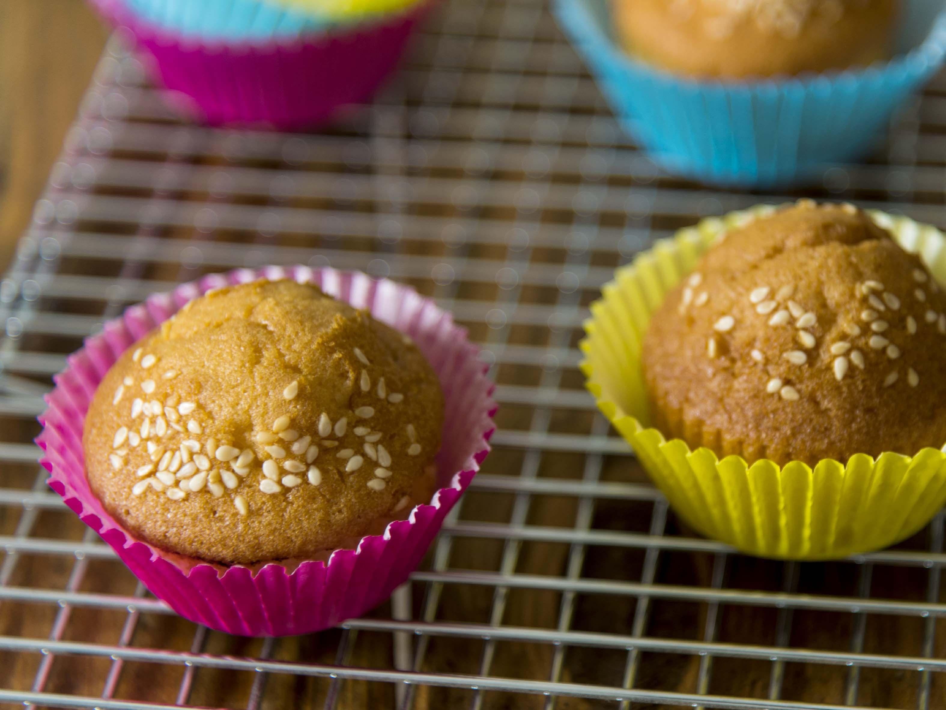 Welcome Autumn Muffin alla zucca speziati