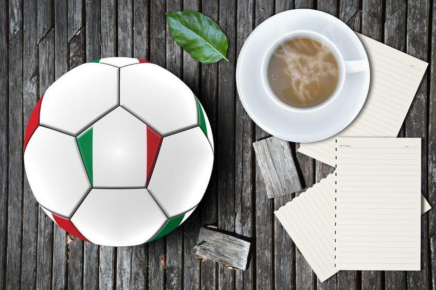 Caffè e calcio