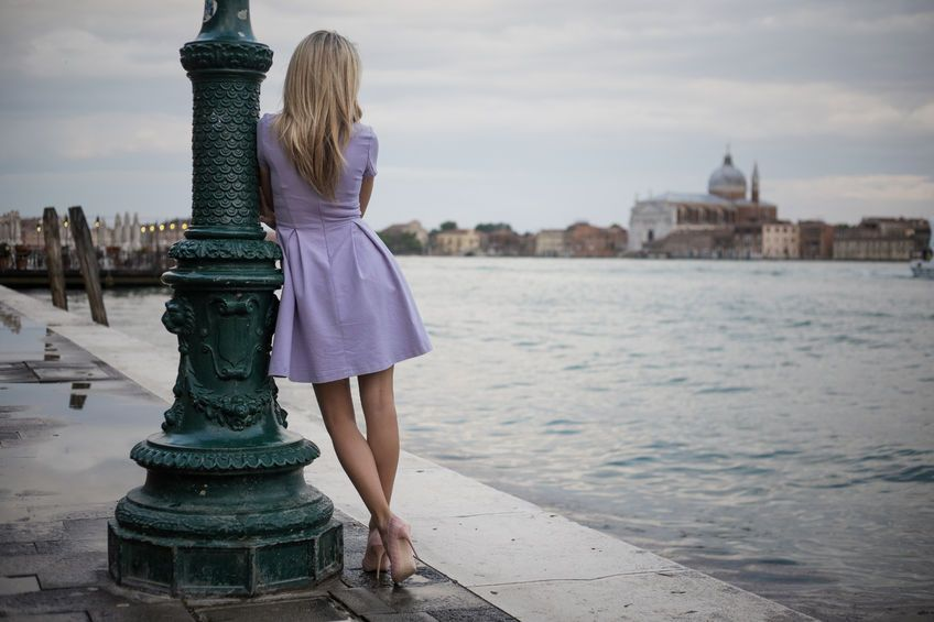 Una notte a Venezia di Luca Bianchini