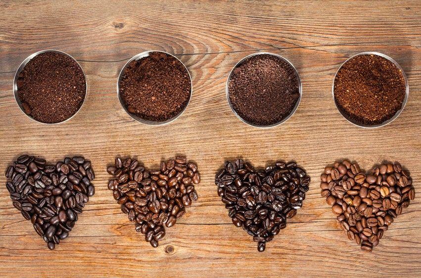 chicchi caffè