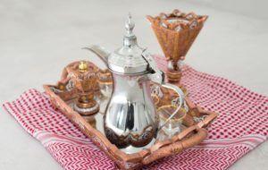 Come si prepara il caffè arabo