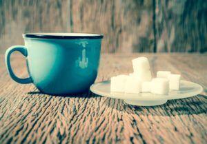 Caffè amaro o zuccherato?