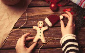 biscotti di Natale senza glutine