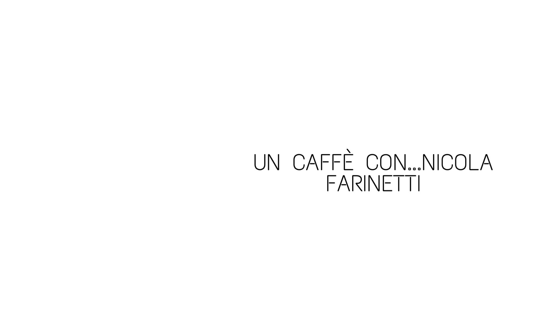 cropped un caffè con...farinetti