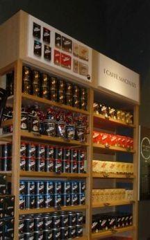 Alba: il primo outlet del caffè