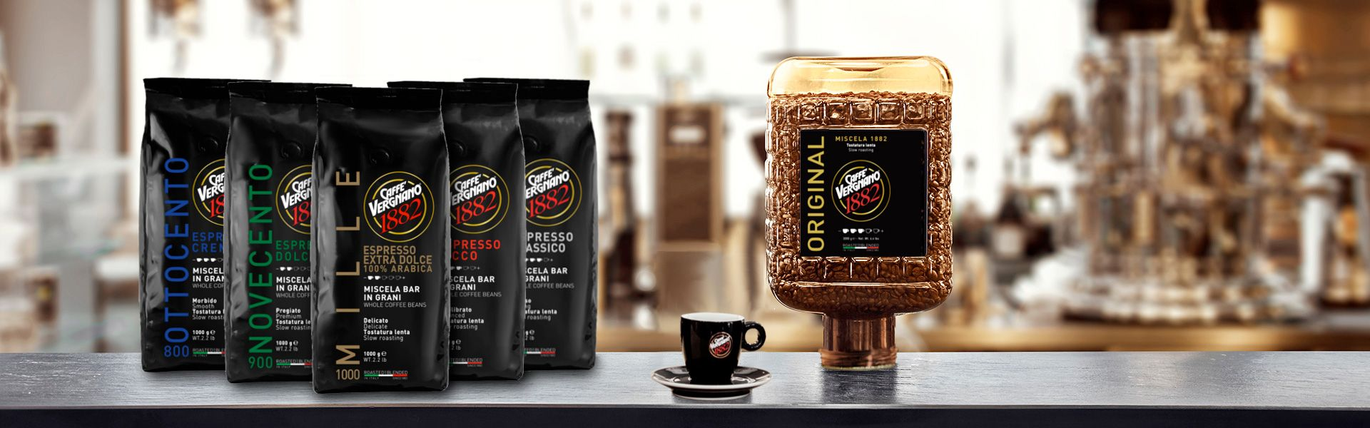 COFFEE BAR PRODUCTS
