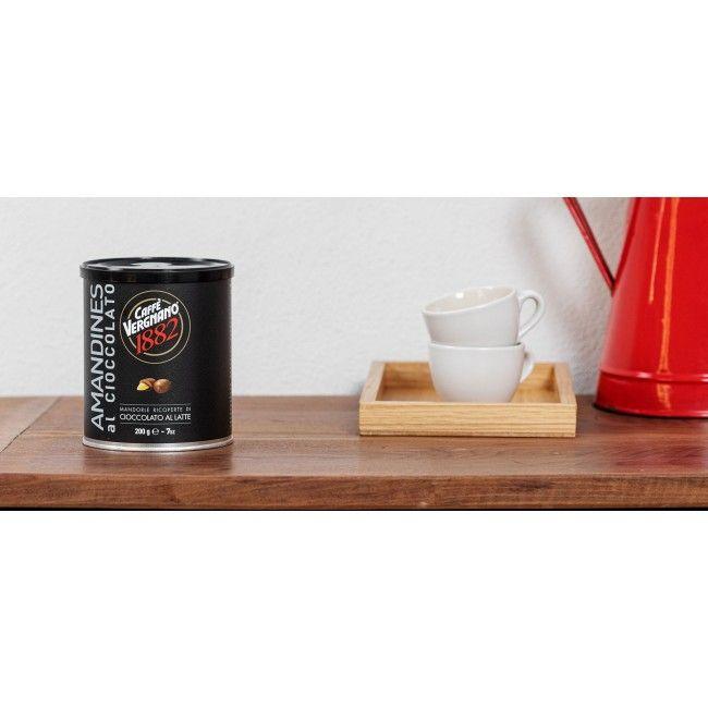Mandorle ricorperte al cioccolato - Caffe Vergnano