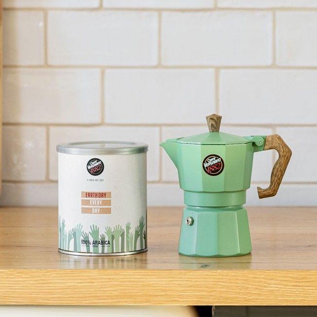 Bundle Earth Day Caffè Macinato e Moka