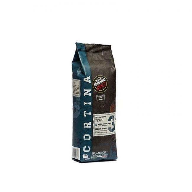 250g Caffè in Grani Caffè Vergnano Cortina