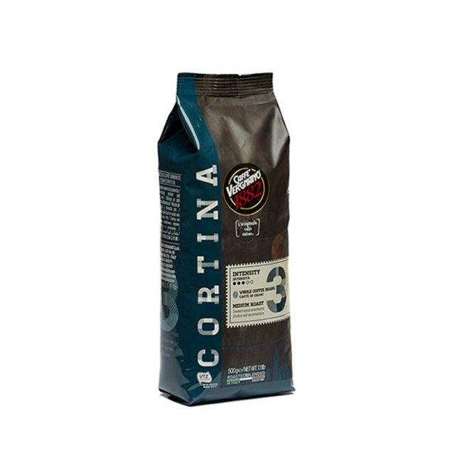 500g Caffè in Grani Caffè Vergnano Cortina