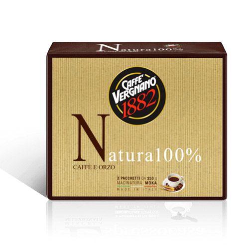 natura 100 bipack 2x250g