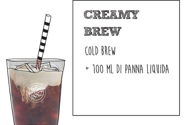 ricetta creamy brew