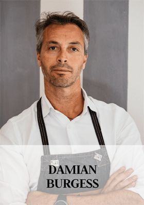 Damian Burgess, Head and Master trainer of the Accademia | Caffè Vergnano