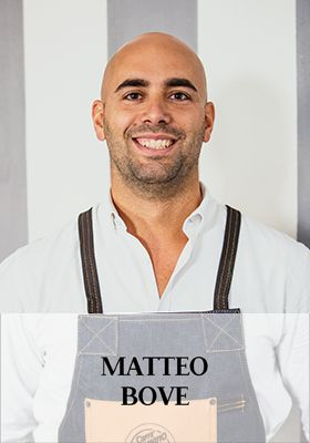 Matteo Bove, trainer of the Accademia | Caffè Vergnano