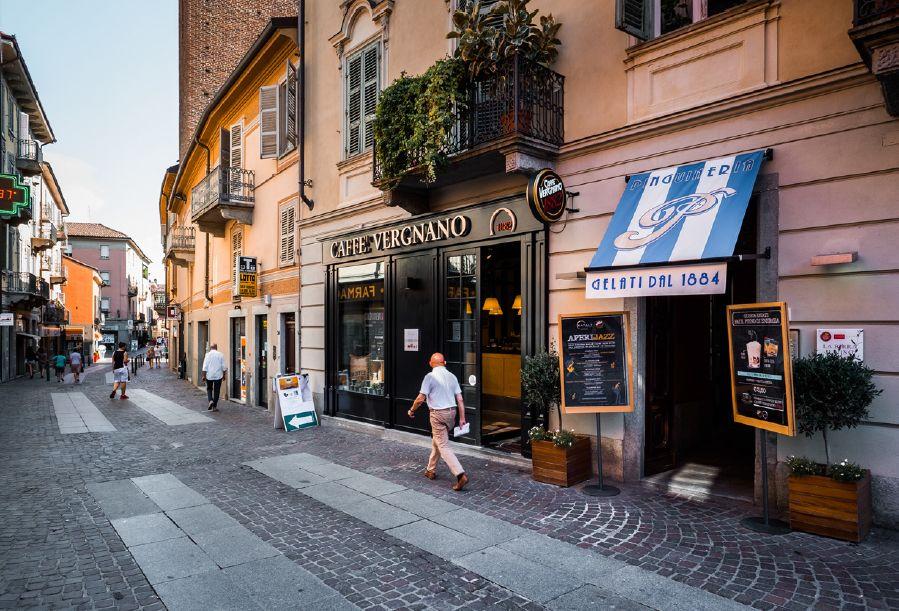 Eataly in collina | Caffè Vergnano