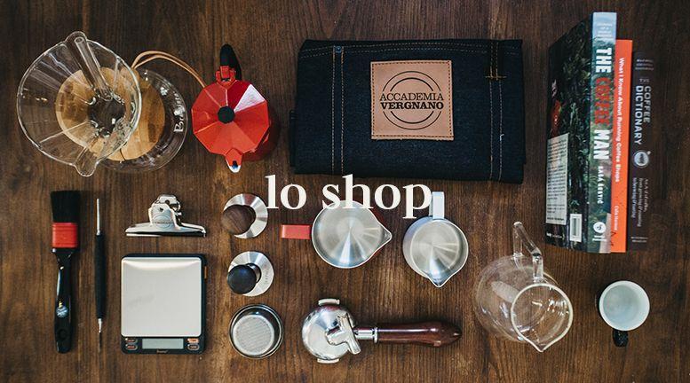 Lo shop dell'Accademia Del Caffè | Caffè Vergnano