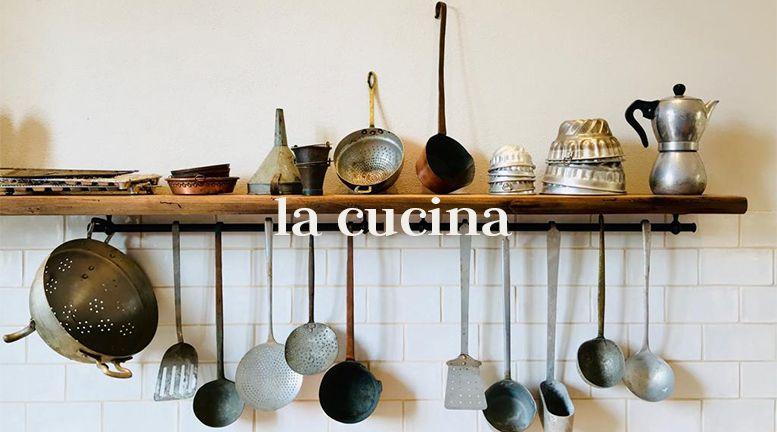 La cucina dell'Accademia Del Caffè | Caffè Vergnano