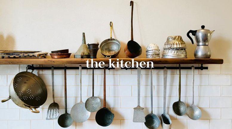 The kitchen of the Accademia   Caffè Vergnano