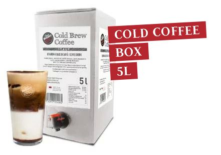 cold coffeee box 5l