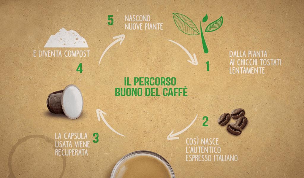 caffe vergnano bevicompostabilmente visual lpt 1