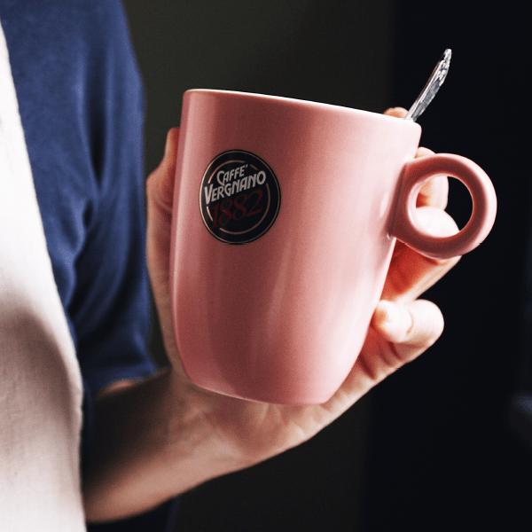 la mug rosa