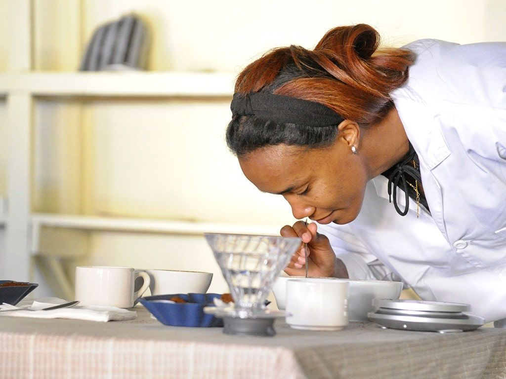 international womens coffee