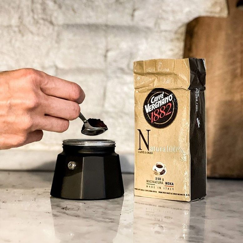 Foto Natura 100% caffè e orzo